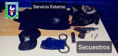 elementos policiales