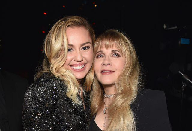 MILEY CYRUS STEVE NICKS