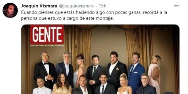 GENTE REVISTA PERSONAJES 2020