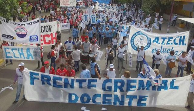 frente gremial