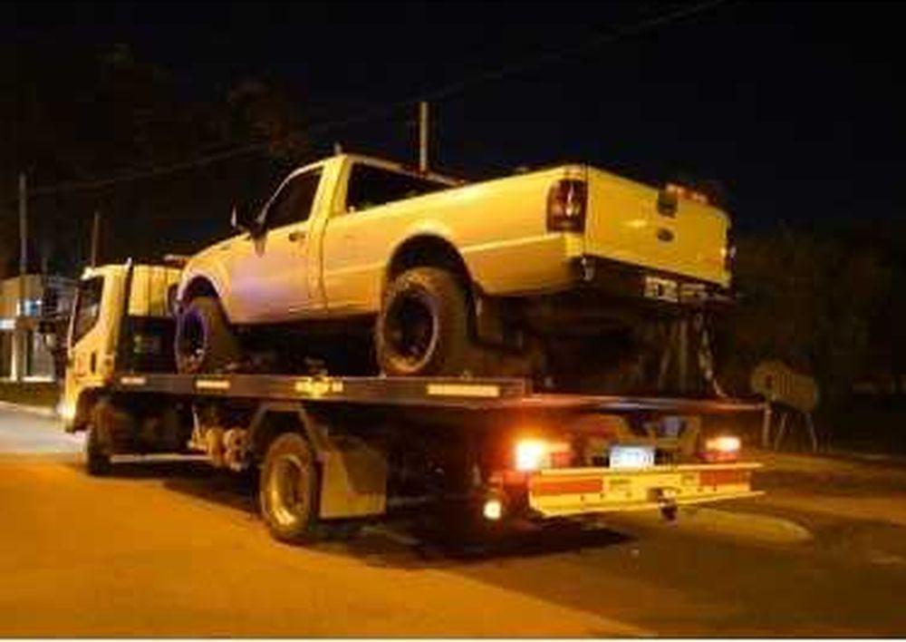 vehiculos detenidos