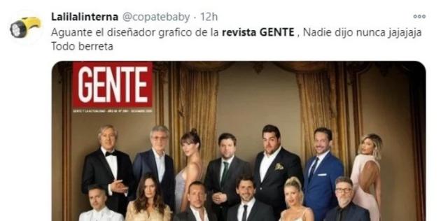 GENTE PERSONAJES DEL AÑO 2020